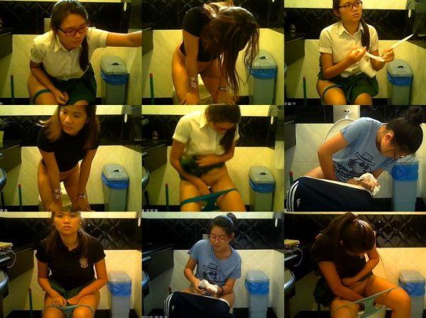 Singapore female toilet 16 Amateur Voyeur