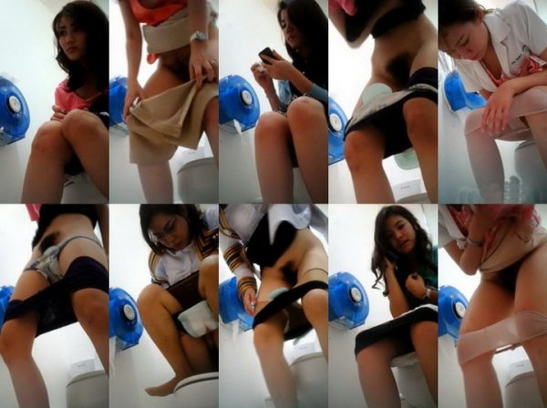 Thailand student toilet 34 – 36