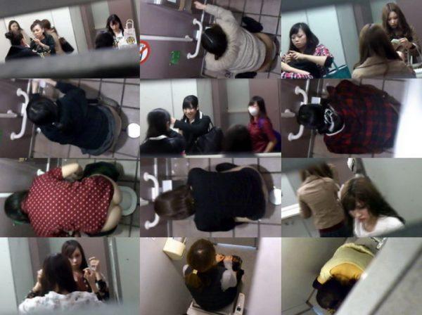 トイレ盗撮 kt-joker gif001 00 【駅隣接デパート】美女詰め.