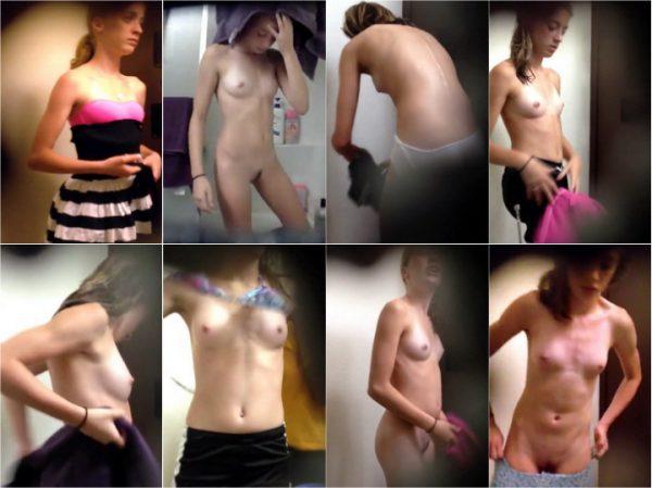 Exclusive Amateur Voyeur 独占アマチュア盗撮 145-147 Changing Room