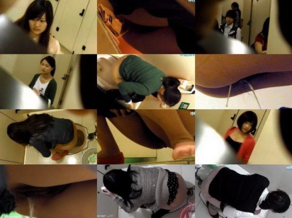 トイレ盗撮 digi-tents wc28101221peep 【新世界の射窓からNo115.