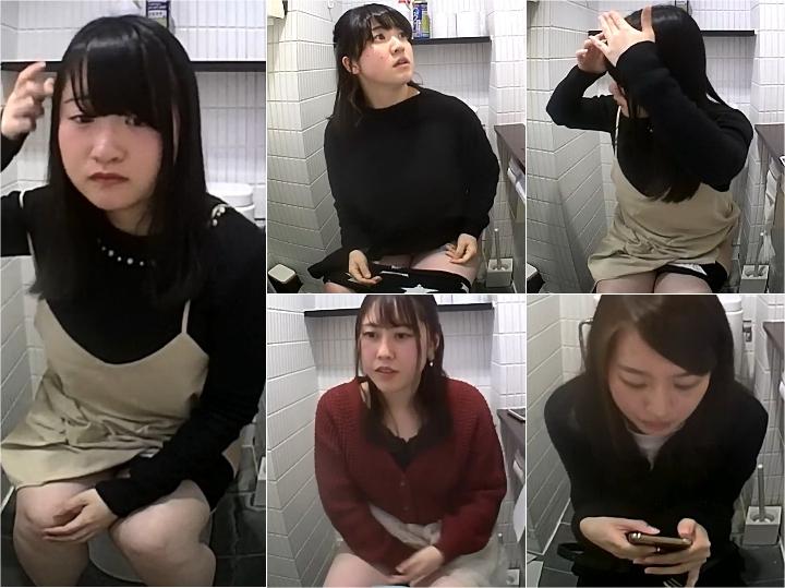 【美人奥様&JDのみ7名】おまんこ丸見え!正 Japanese Voyeur Fetish Spy Camera