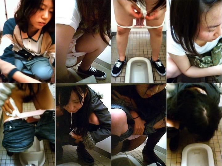 Pooping Voyeur 美熟女トイレ(4)ベストセレクション飯島直 Spy Camera