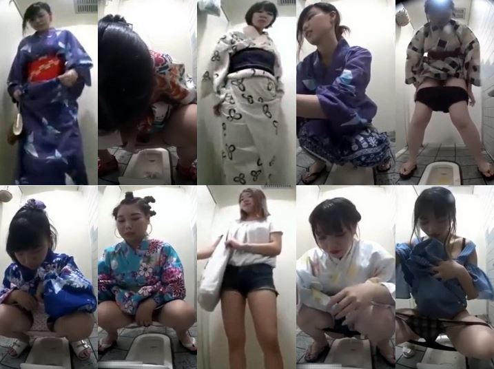 Japanese Voyeur Toilet ☆*°K のコンビニ☆*° 詰合せ