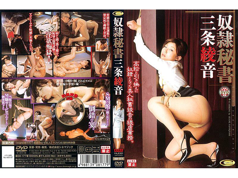 DD-177 奴隷秘書 三条綾音 collect 2007-07-04