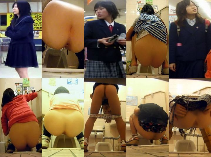 Japanese Voyeur Girls 無)年末年始迄全作品(大15名、小水50�… Spy Camera