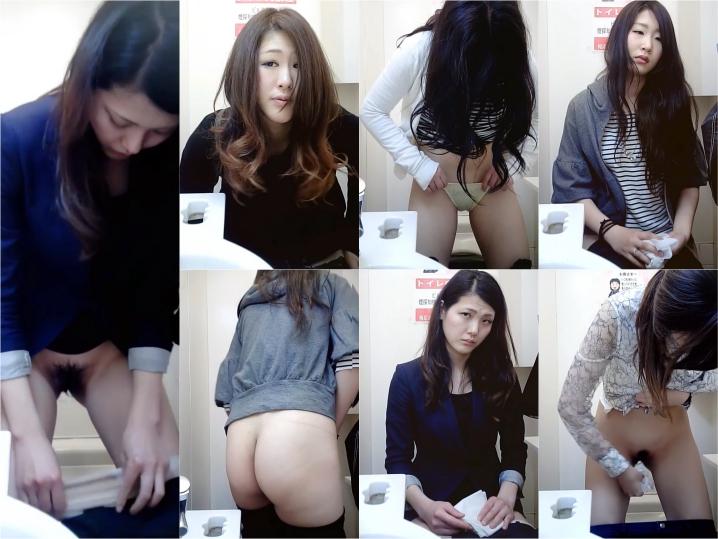chaorenqiwcpeep 超モデル級美女のおまんこから Toilet Voyeur Spy Camera