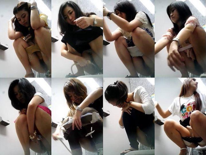 Spy Cam Thailand student toilet 1 – 2