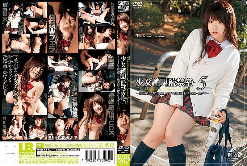 AKI-05 少女絶叫監禁室 Part5 アクメイズム 2007-03-23