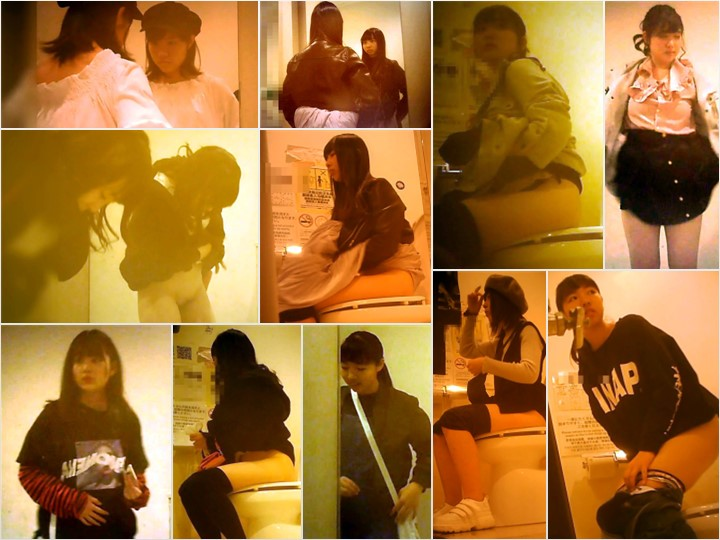 Girls on the Toilet ◎期間限定◎ ≪≪スラ~っと、伸びた美脚�… Spy Camera