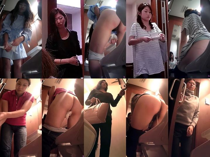 Spy Camera 美熟女トイレ(20)ベストセレクションモデル Toilet Voyeur