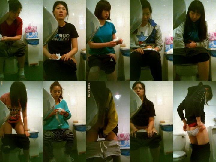 Spy Camera Hotel Womens Toilets Amateur Voyeur