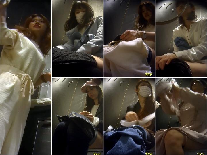 Spy Camera 期間限定 過去名場面集 後編【美しい日本 Toilet Voyeur